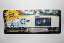 "Yatming Zee Toys Road Champs ""Millers Stores"" Semi Truck Blister Pack #2"