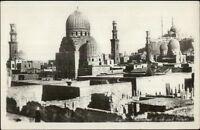 Cairo Egypt Used Real Photo Postcard