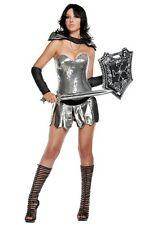 Starline Signature Warrior Sequin Sexy Womens Corset Costume XL 14 New