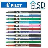 Pilot Techpoint V5 05/V7 07 Liquido Inchiostro Penna a Sfera Nero Red Blu Verde