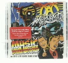 AEROSMITH - MUSIC FROM ANOTHER DIMENSION! - CD COLUMBIA 2012