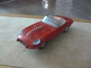 Jaguar Type E cabriolet  1/43  Joal  TBE