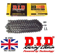 DID HEAVY DUTY MOTORCYCLE BLACK DRIVE CHAIN 428HD 428 HD 146L 146 L LINKS