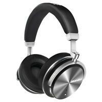 Bluetooth Wireless Headphones Bluedio T4S Noise Cancelling Headset Mic For Phone