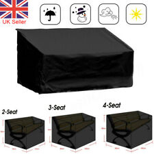 More details for 2/3/4 seater bench cover furniture outdoor garden cube seat covers waterproof