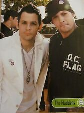 Good Charlotte, 50 Cent, Double Full Page Pinup