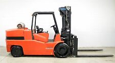 Over 10,000 lbs Fork Lifts & Telehandlers