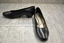 **Soft Style Angel II H79655 Pumps, Women's Size 11W, Black