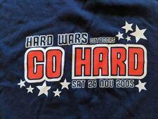 Sydney Rave Classic - Hard Wars Outdoors TShirt Large - New