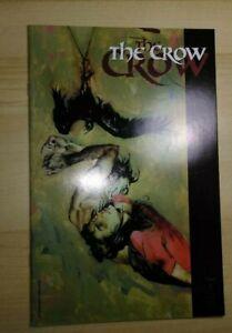 The Crow #5 Image Comics Jon J Muth Paul Lee 1st print