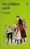 Five Children And IT (Puffin Story Books), Green, Roger,Nesbit, E., Very Good Bo