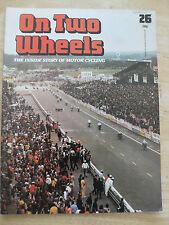 On Two Wheels No.26, Klaus Enders, Endurance Racing, Dirt Track Races, Engines