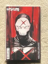 DC Future State Teen Titans #2 Dustin Nyugen variant