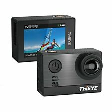 Action Sport Camera, ThiEYE T5e Ultra 4K HD 60M Waterproof WIFI 16MP 2 Inch LCD