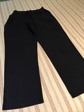 """""""Pre-owned"""" Navy Blue Just be. Unisex Scrub Bottoms Size L"""