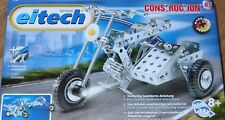 Motorbike Eitech Metal COnstruction Building Toy Set Motorcycle C85