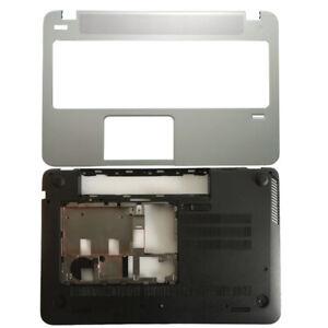 New FOR HP ENVY 15-J 15-j013cl 15-J053 Top Cover Palmrest Upper BOTTOM Case