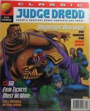 Judge Dredd Numbered UK Comics & Annuals