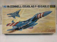 Fujimi McDonnell Douglas F-15 Eagle 1:48 scale model airplane kit #5A27