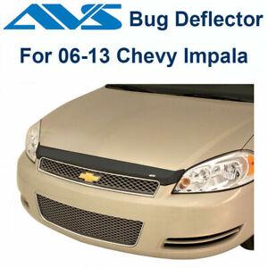 AVS Aeroskin Dark Smoke Hood / Bug Protector For 2006-2013 Chevy Impala - 320020
