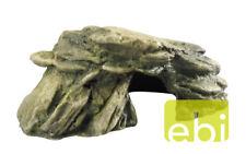 Aquarium Dekoration Höhle 20 Cm Stein Felsen DEKO Moos