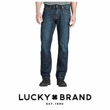 SALE! Lucky Brand Jean 221 Straight Mens Pants VARIETY Size & Wash PO