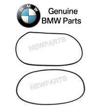 BMW E46 323i 325i 325Xi 328i 330i 330Xi Pair Set of Two Rear Door Seals Genuine