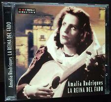 Amalia Rodrigues La Reina Del Fado Cd NM Fuori catalogo