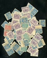 South America Stamps Mint Revenue Lot