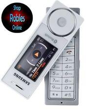 Samsung X830 White (Ohne Simlock) Mini Handy 3BAND MP3 Camara TOP OVP