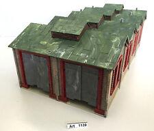 Faller B-158 H0 Lokschuppen 2-ständig mit Federtüren,1:87,selten & RAR