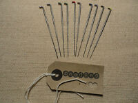 Needle Felting needles ..10 needles-triangular blade ..2x32 2x36 2x38 2x40 2x42