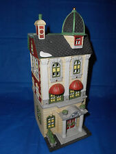 Dept 56 Christmas In The City Lighted Ritz Hotel Heritage Village 59730