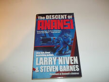 The Descent Of Anansi by Larry Niven, Steven Barnes PB new