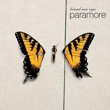 PARAMORE ( NEW SEALED CD ) BRAND NEW EYES ( IGNORANCE / BRICK BY BORING BRICK )