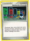 Pokémon n° 90/100 - Trainer - Recherche d'énergie (4623)
