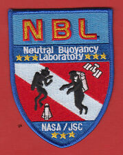 NASA NEUTRAL BUOYANCY LAB SCUBA DIVE PATCH
