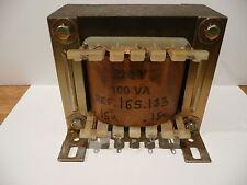 transformateur d'alimentation 200 VA a étrier 2 x 12  v
