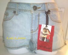 Stone Love Light Blue Front Pocket Denim Jean Shorts Size 9 R$20 New w tag!