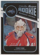 2011-12 Upper Deck O-Pee-Chee Rainbow Black #551 Todd Ford RC #036/100