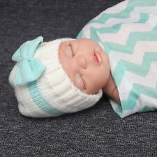 New Baby Kids Girls Toddler Infant Winter Warm Crochet Knit Hat Beanie Beret Cap