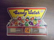 Children Candy Watch (Fruit Punch ) Shows Normal Display Month,Date,Seconds