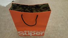 Super Dry Store gift bag  - 15 in x 12 in