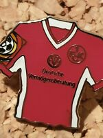 FC Kaiserslautern Trikot Pin 2011//2012 Home Badge Kit Allgäuer FCK 1