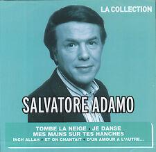 Salvatore Adamo : La Collection (CD)