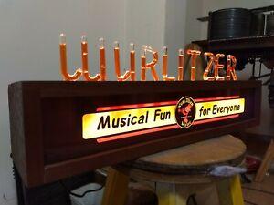 Sign Bubbler , wurlitzer