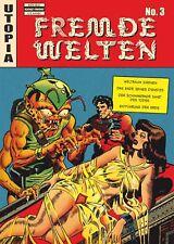 Fremde Welten Nr. 3   -  ilovecomics Verlag -    ilc- 1