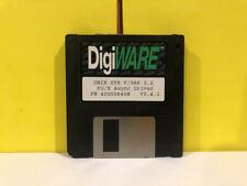 GigiWare 40000640B Unix System V/386 3.2 Pc/X Async Driver Floppy Disk Software