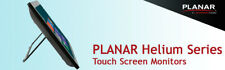 """Planar PCT2485 24"""" LED LCD Full HD Touch Screen Monitor Built-in HD Webcam"""