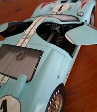 EXOTO GT40 MKII 1966, 1:10 LeMans